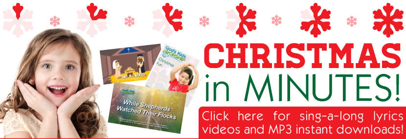 Christmas in minutes with instant downloads!