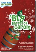 A Big Barrel Of Carols (Video DVD)