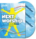 God's Kids Worship NEXT Worship Fall DVDs (Sept-Oct-Nov)