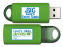 A BIG Basket Of Easter Songs USB Stick