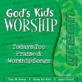 God's Kids Worship (Classic) Green CD