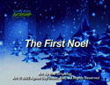 The First Noel by God's Kids Worship Band