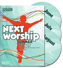 God's Kids Worship NEXT Worship Summer DVDs (June-July-Aug)