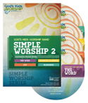 Simple Worship 2 - a Simple Worship DVD collection + .mov files