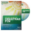 Christmas Fun - Simple Worship Series DVD + .mov files