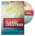 Classic Christmas - Simple Worship Series DVD + .mov files