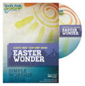 Easter Wonder - Simple Worship Series DVD + .mov files