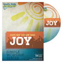 Joy - Simple Worship Series DVD + .mov files