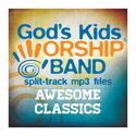 Awesome Classics - classic worship, split-track mp3s