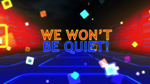 We Won't Be Quiet by Uncle Charlie