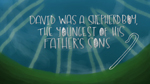 David The Shepherd Boy by Kurtis Parks And Friends