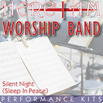 Here I Am Worship Band - Silent Night (Sleep In Peace)