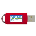 All Simple Worship (130 Song Collection) - God's Kids Worship Band USB Collection