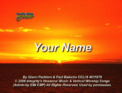 god songs paul baloche pdf