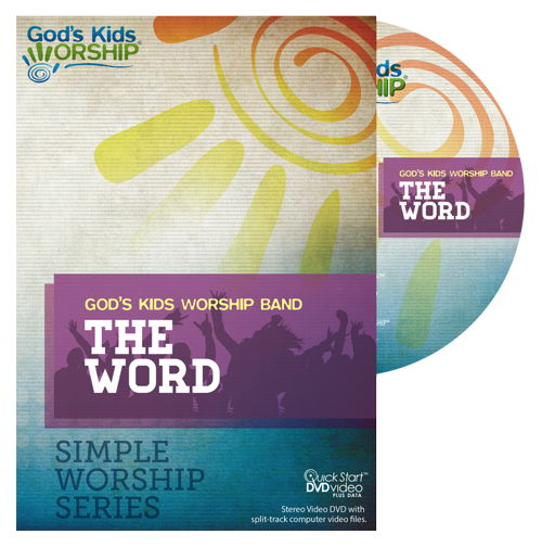 The Word - Simple Worship Series DVD + .mov files