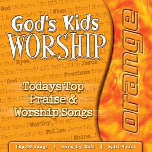 God's Kids Worship Classic Orange CD