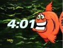 Funny Graphic Orange Fish (high energy countdown) file download