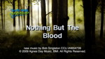 Nothing But The Blood (Modern Worship Version) by God's Kids Worship Band