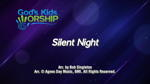 Silent Night by God's Kids Worship Band