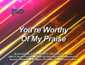 You're Worthy Of My Praise by God's Kids Worship Band