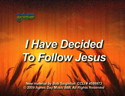 I Have Decided To Follow Jesus by God's Kids Worship Band