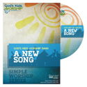 A New Song - Simple Worship Series DVD + .mov files