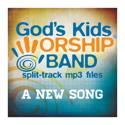 A New Song - new kids worship, split-track mp3s