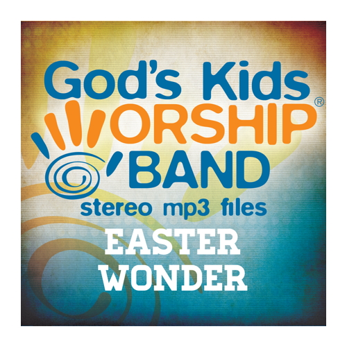 Easter Wonder - digital album download mp3s